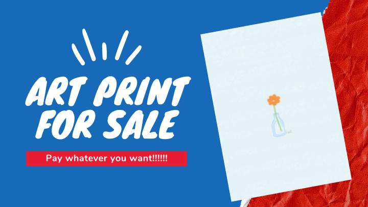 Art print forsale